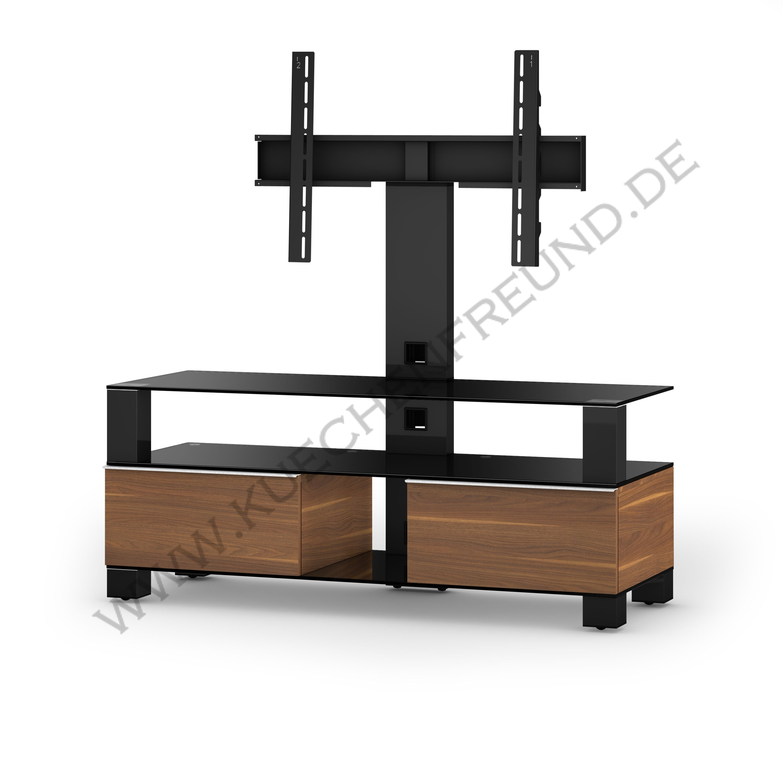 sonorous tv moebel md8123 b hblk wnt md 8123 b hblk wnt 12. Black Bedroom Furniture Sets. Home Design Ideas