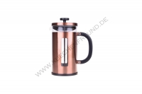 Adler-Design-Kaffeebereiter Und French Press  In Kupfer-Optik