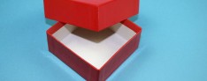 Kartonbox 7,6x7,6x3,2 cm