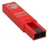 Geruchskiller - Zielonka Squezee - Taschenaschenbecher (rot)