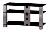 Sonorous TV-Moebel PL3405-B-INX